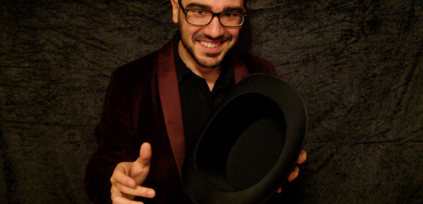 Stefano Curci Prestigiatore